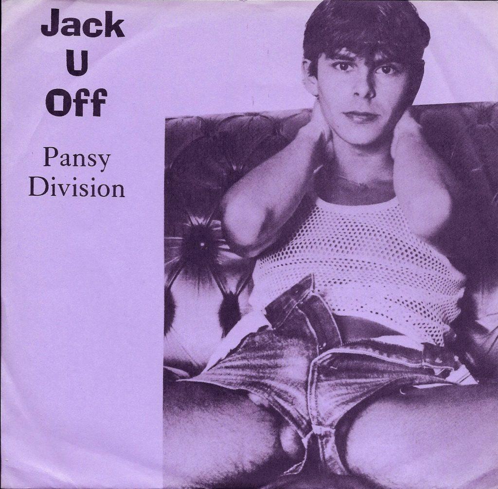 Pansy Division Jack U Off 45