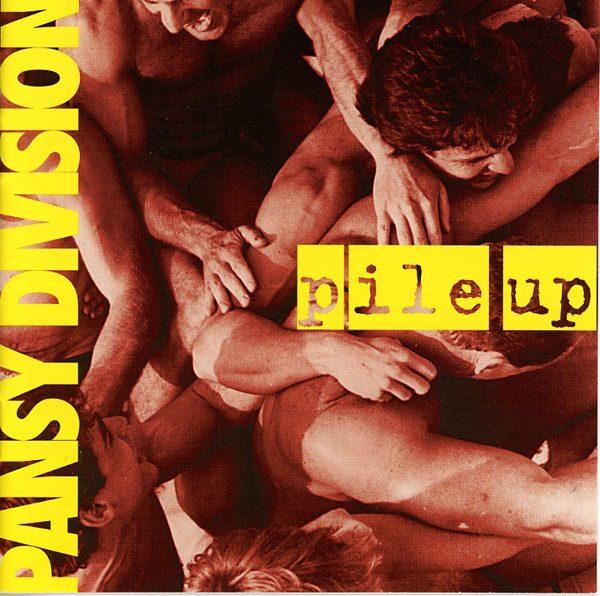 Pansy Division Pileup CD