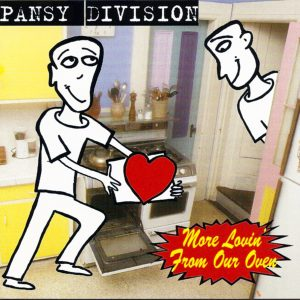 Pansy Division More Lovin' From Our Oven CD