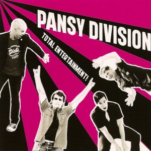 Pansy Division Total Entertainment CD