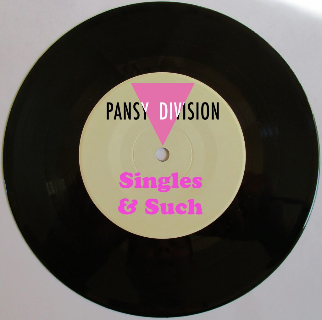 Pansy Division Singles & Such