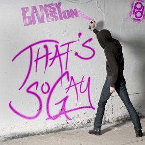 Pansy Division That's So Gay CD