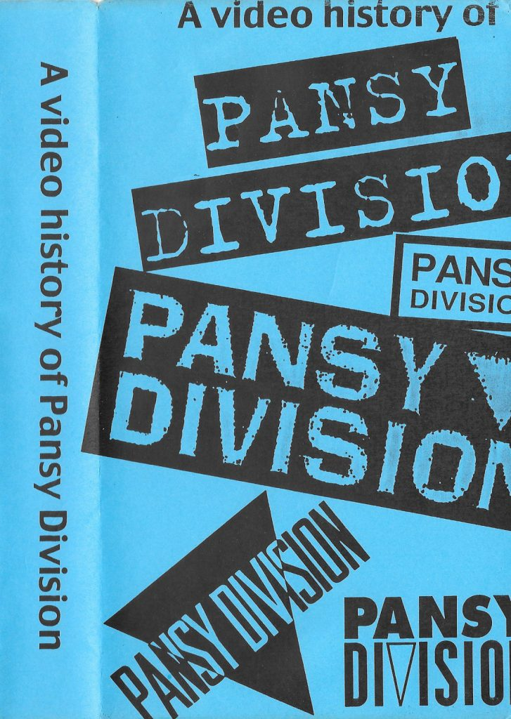 A History of Pansy Division VHS