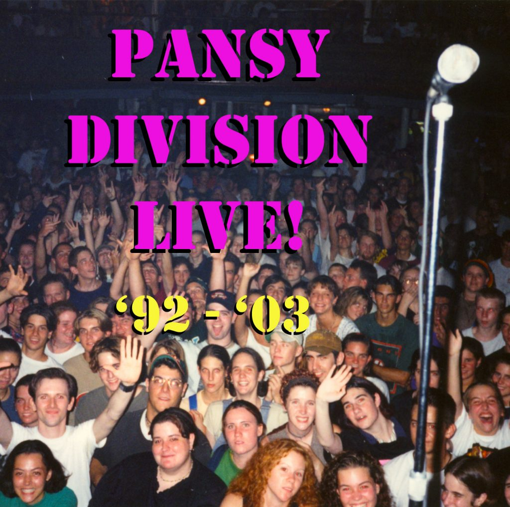 Pansy Division Live! '92-'03