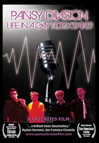Pansy Division Life In A Gay Rock band DVD