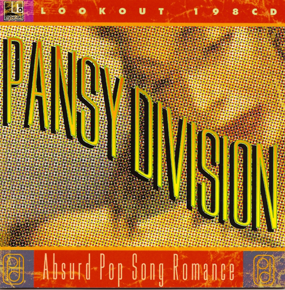 Pansy Division Absurd Pop Song Romance CD